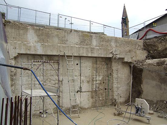 Tecnodiamante service srl demolizioni taglio cemento for Progetti di garage in blocchi di calcestruzzo